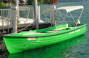 noleggio barca senza patente