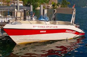 noleggio barca con patente nautica