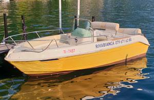 noleggio barca senza patente nautica
